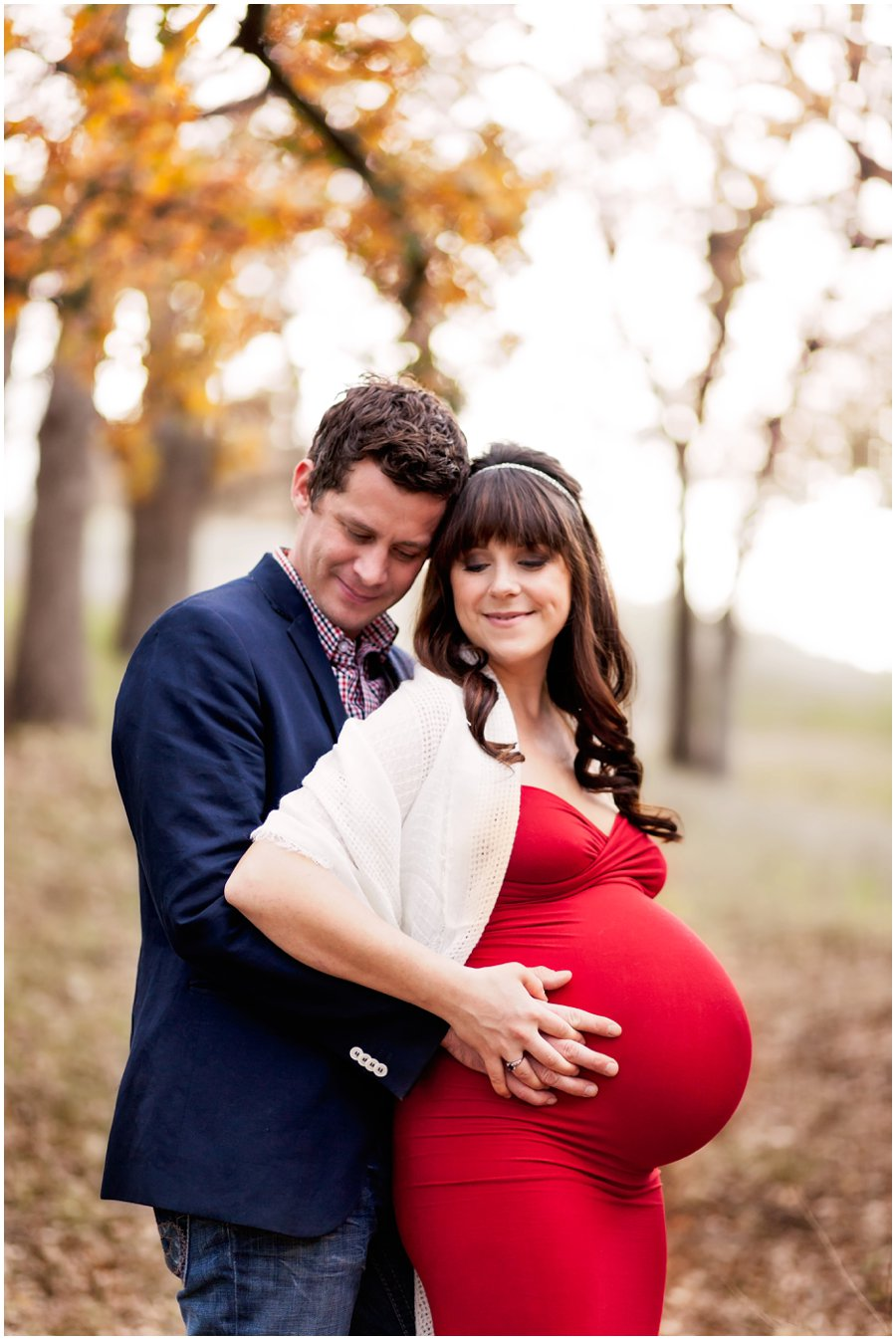 Romantic, Outdoorsy Maternity Portraits by Just Maggie Photography - Los Angeles Maternity and Newborn Photographer
