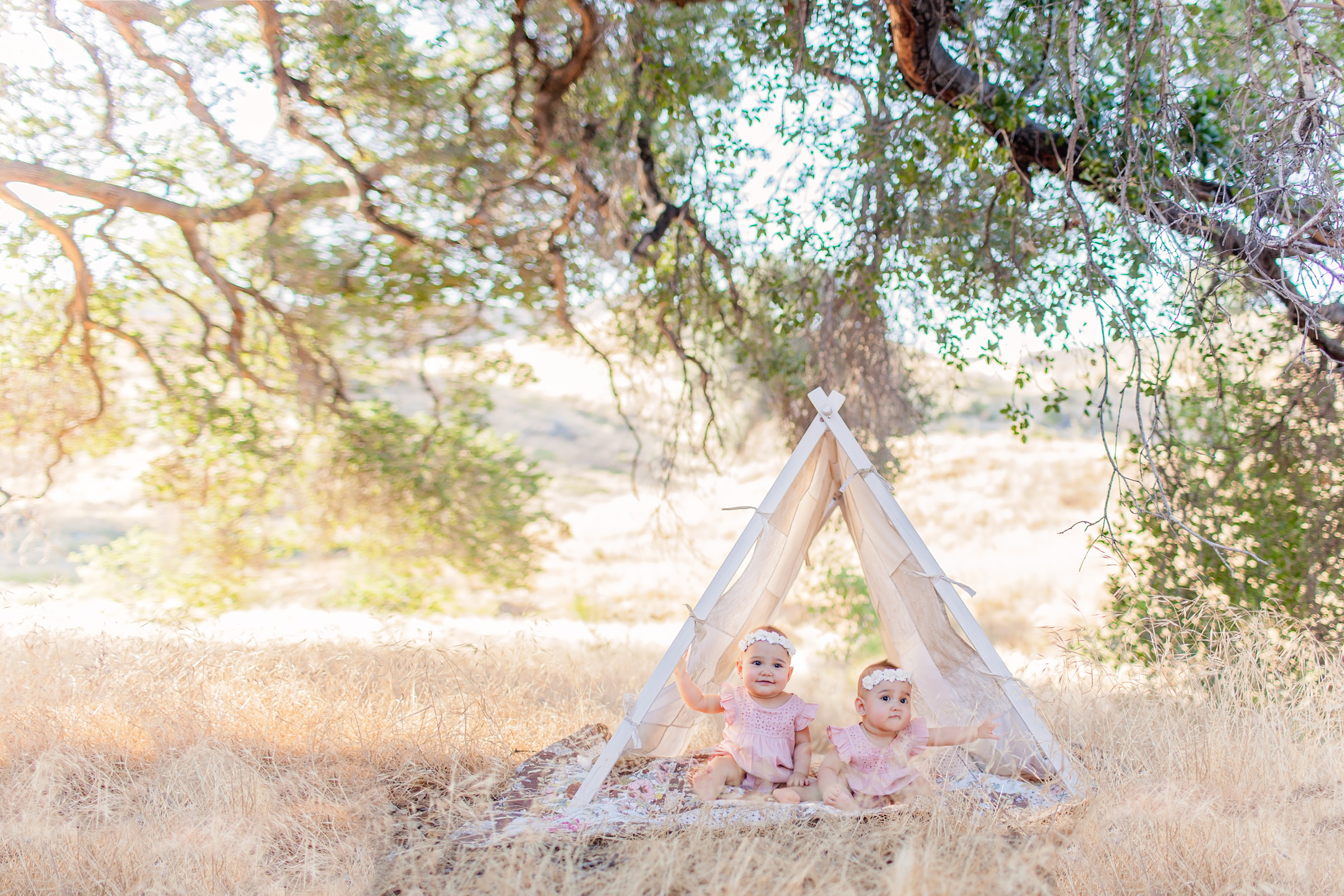 9 Month Portrait by Just Maggie Photography - Los Angeles Baby Photographer