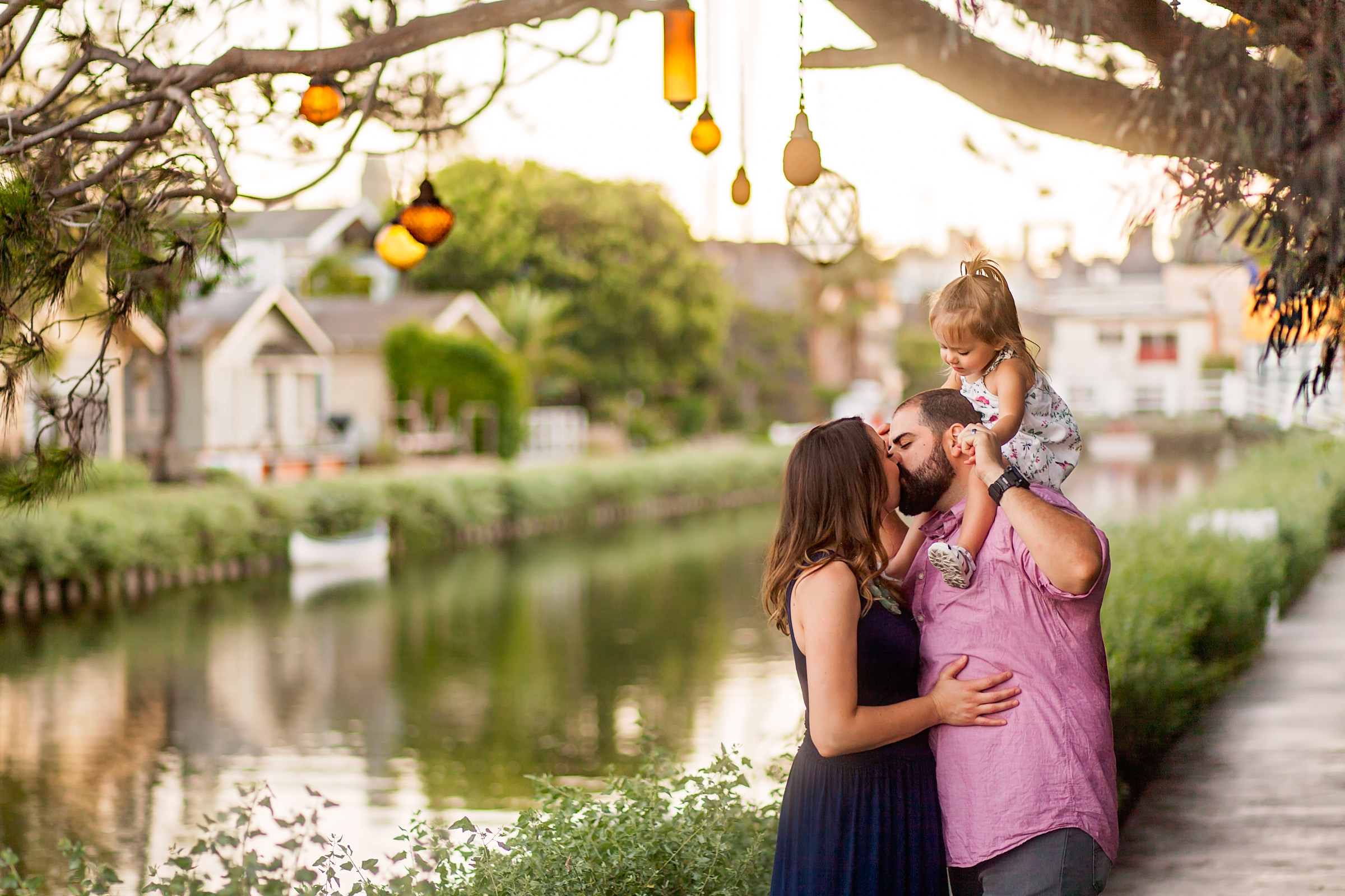 Family Portraits by Just Maggie Photography - Los Angeles Family Photographer