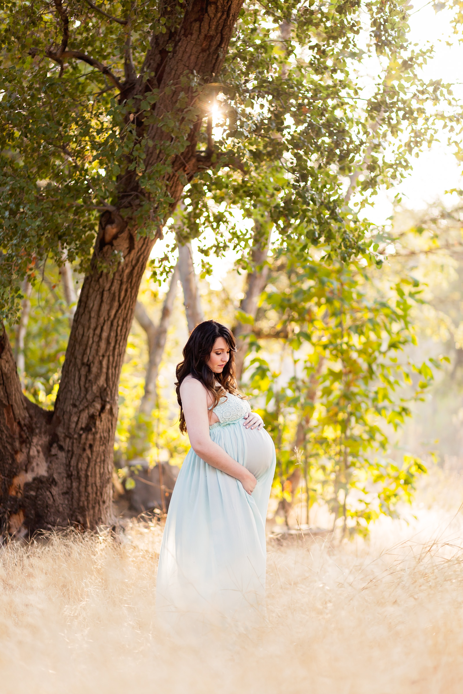 Maternity Portraits by Just Maggie Photography - Los Angeles Maternity Photographer