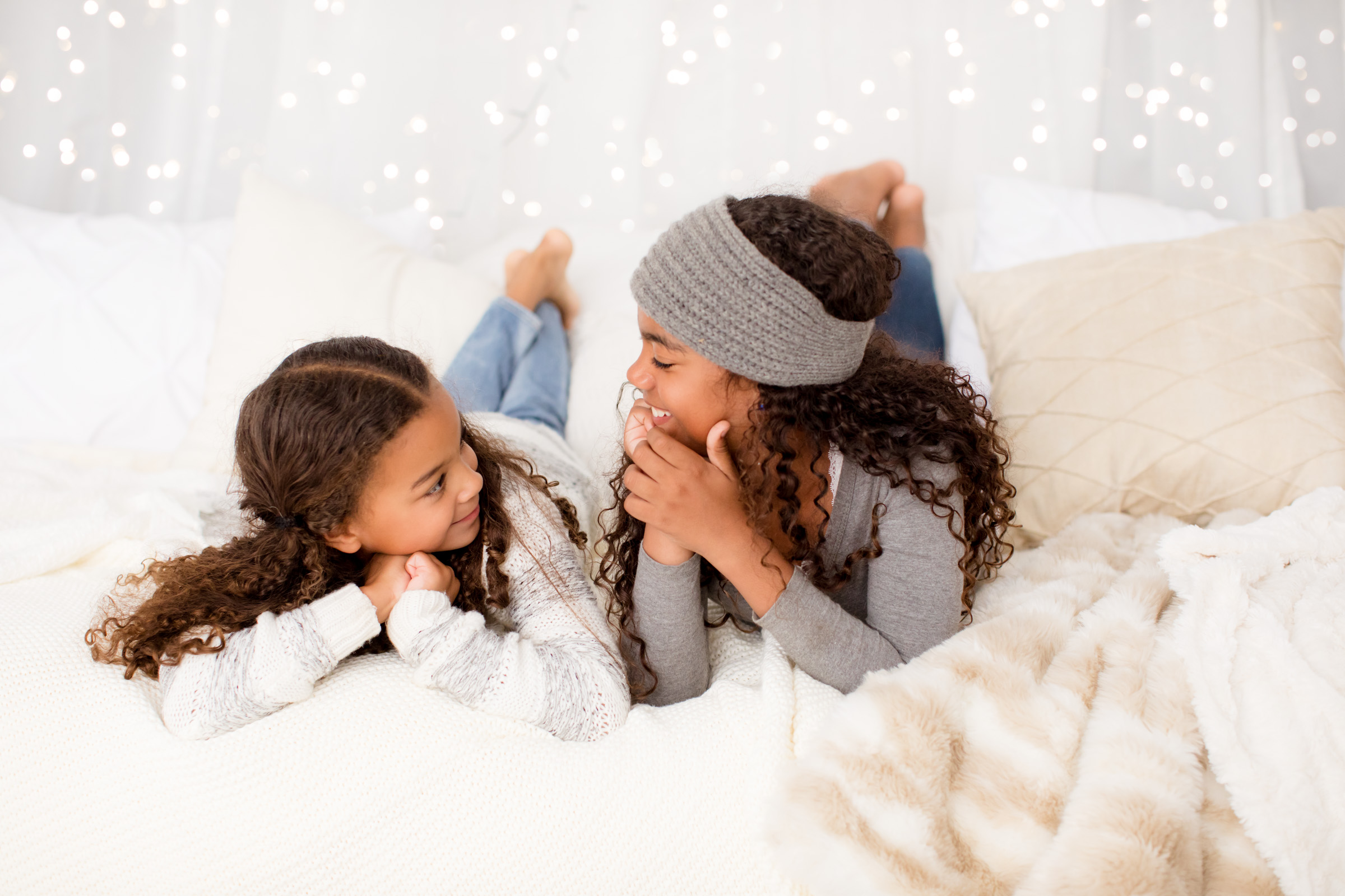 Studio Winter Mini Sessions by Just Maggie Photography - Los Angeles Family Photographer