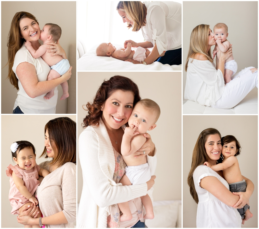 Mother's Day Sessions by Just Maggie Photography - Los Angeles Family Photographer