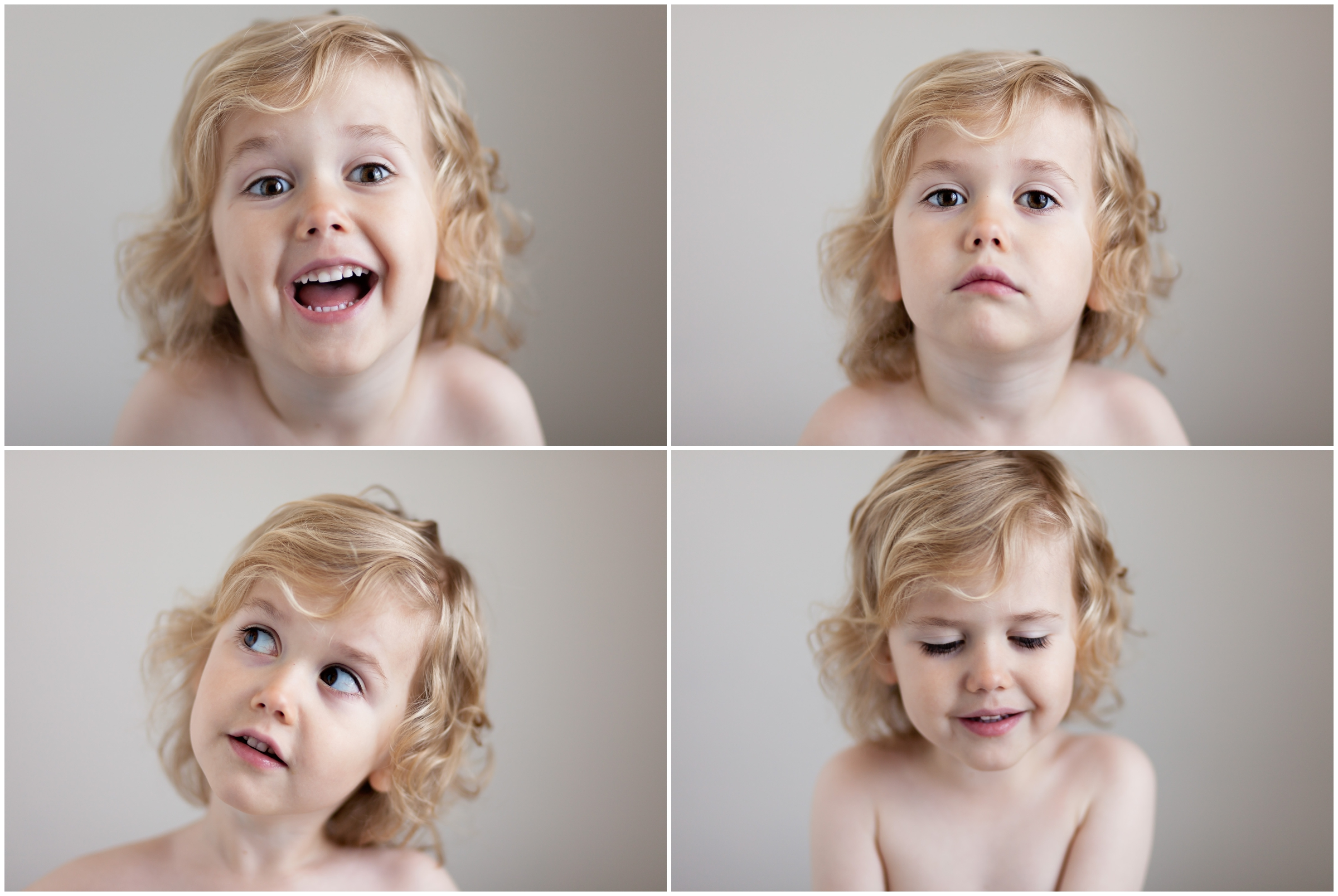 Four Year Old Portrait by Just Maggie Photography - Los Angeles Family Photographer