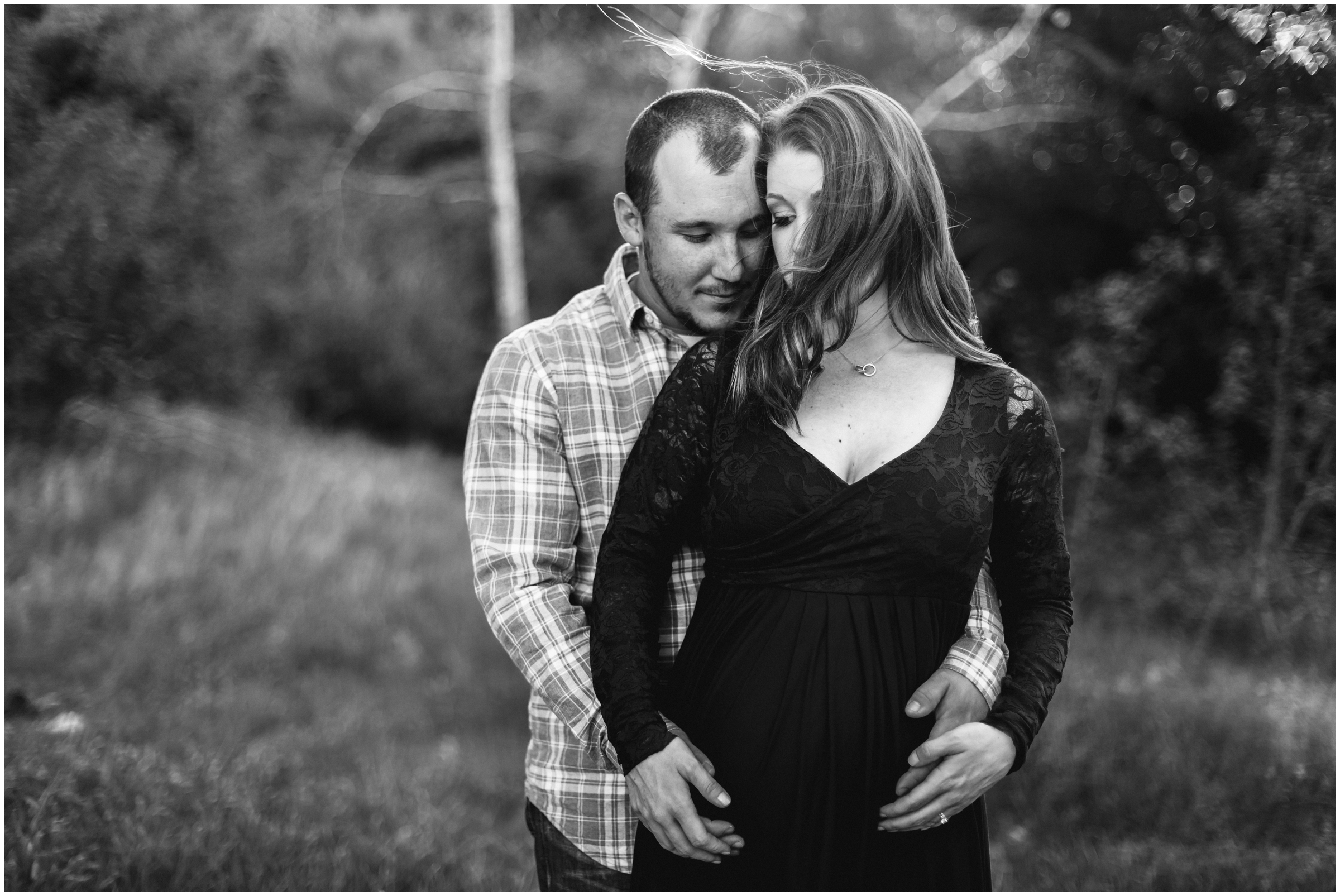 Dramatic Emotive Maternity Portraits by Just Maggie Photography - Los Angeles Maternity and Newborn Photographer