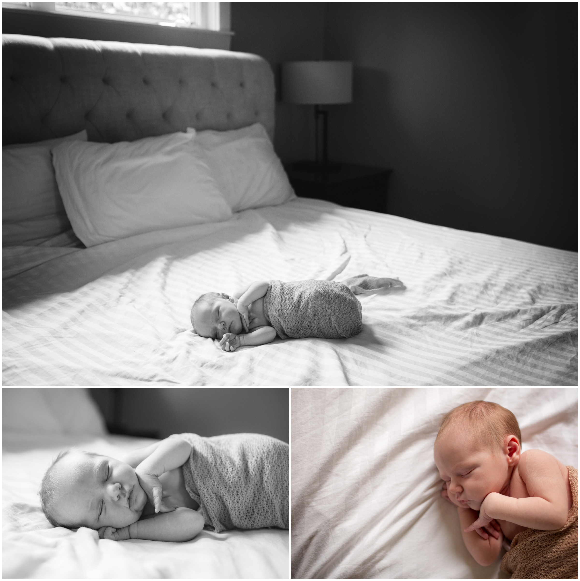 Lifestyle Newborn Photography by Just Maggie Photography - Los Angeles Newborn Photographer