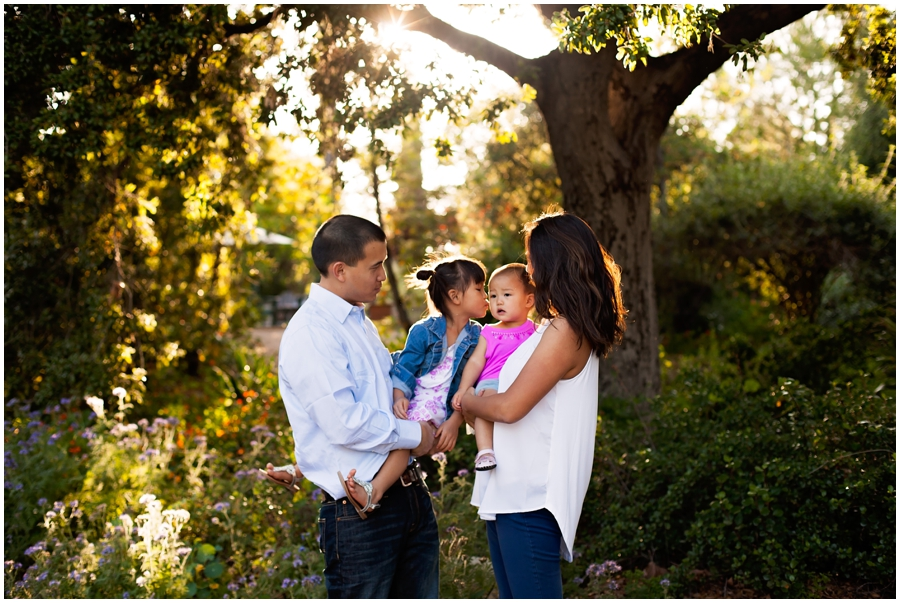 Spring Family Portraits by Just Maggie Photography - Los Angeles Family Photographer
