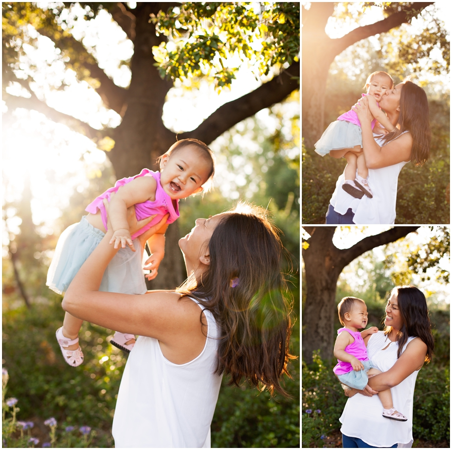 One Year Old Portraits by Just Maggie Photography - Los Angeles Baby Photographer