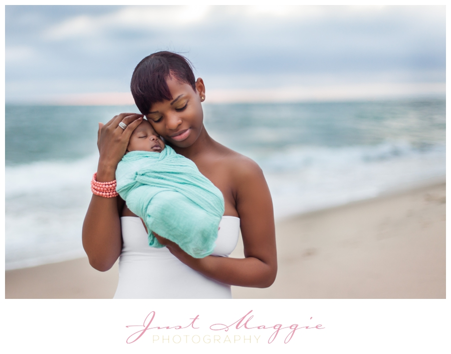 Newborn Photography by Just Maggie Photography - Los Angeles Newborn Photographer