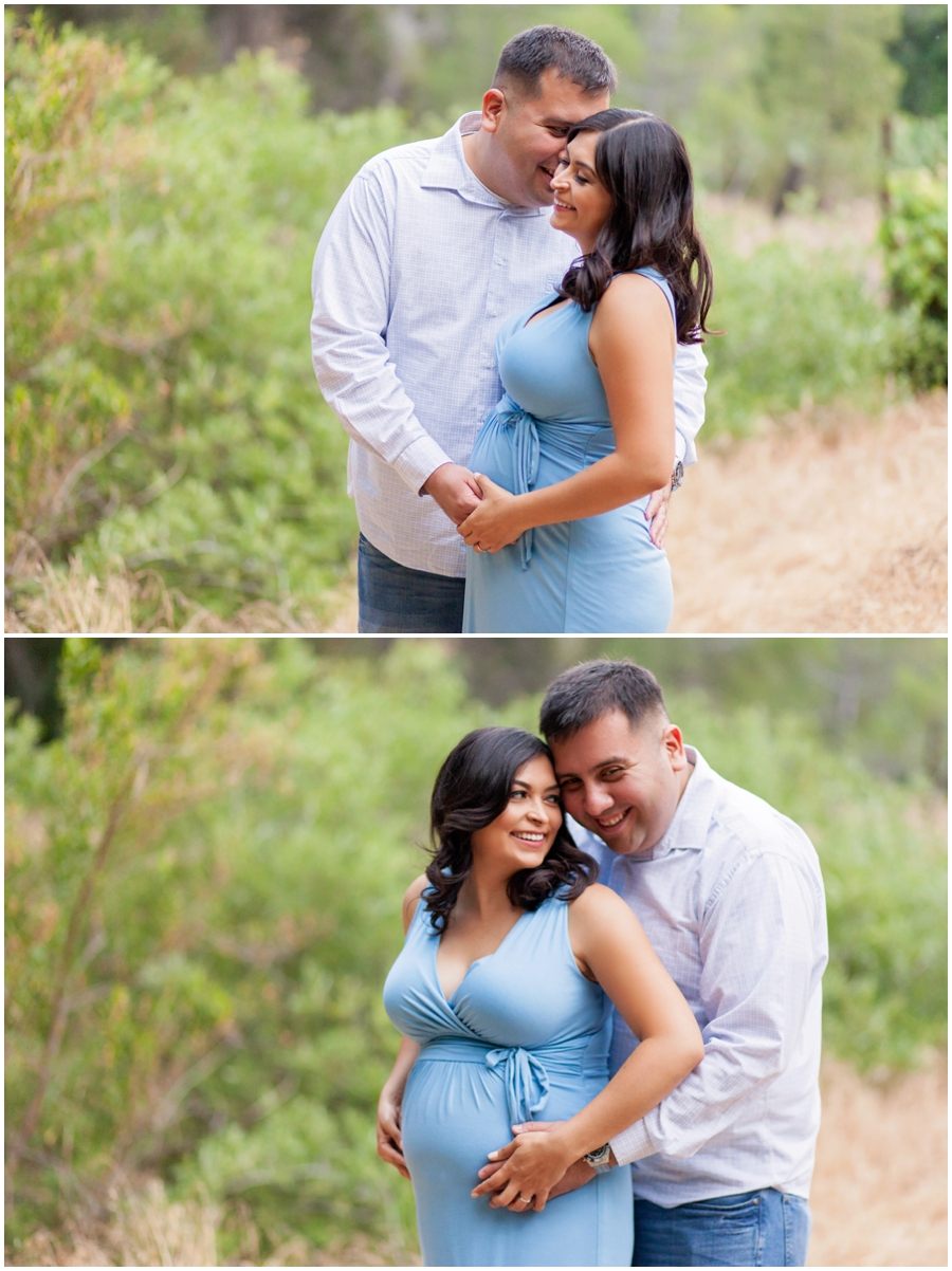 Outdoor Maternity Portraits by Just Maggie Photography - Los Angeles Maternity & Baby Photographer