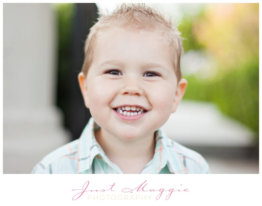 Classic Family Photography by Just Maggie Photography - Los Angeles Family Photographer