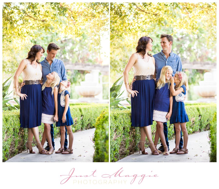 Candid Family Portraits by Just Maggie Photography - Los Angeles Family Portrait Photographer