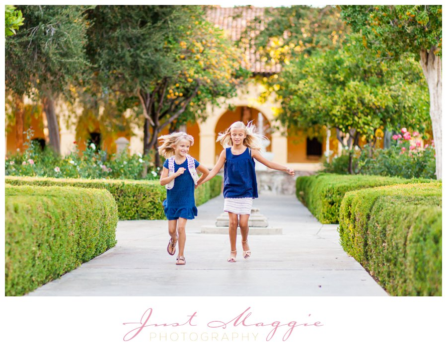 Candid Children's Portraits by Just Maggie Photography - Los Angeles Family Portrait Photographer