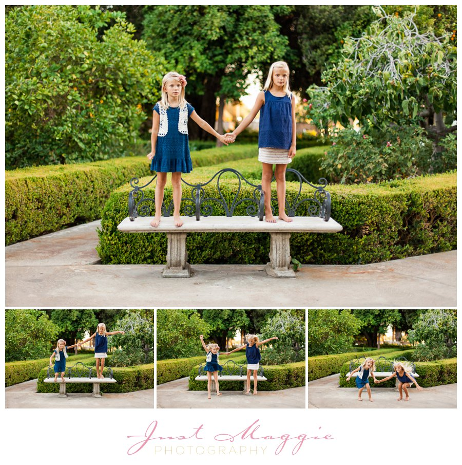 Natural Children's Portraits by Just Maggie Photography - Los Angeles Family Portrait Photographer