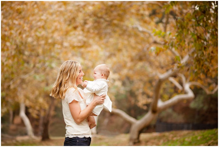 Family Portraits at Griffith Park by Just Maggie Photography -- Los Angeles Family Photographer