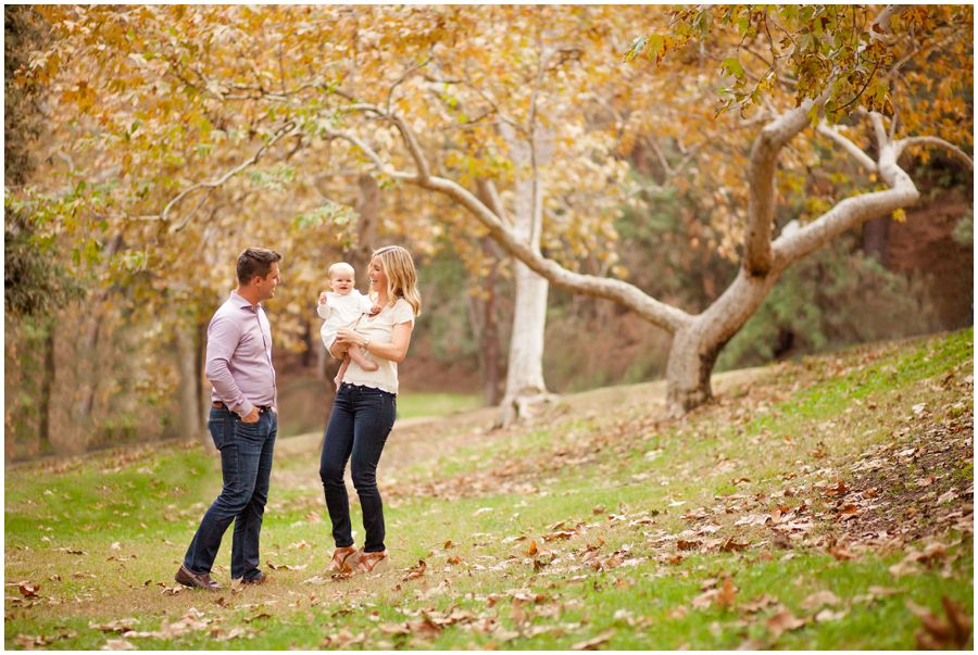 Family portraits at griffith park by just maggie photography los angeles family photographer