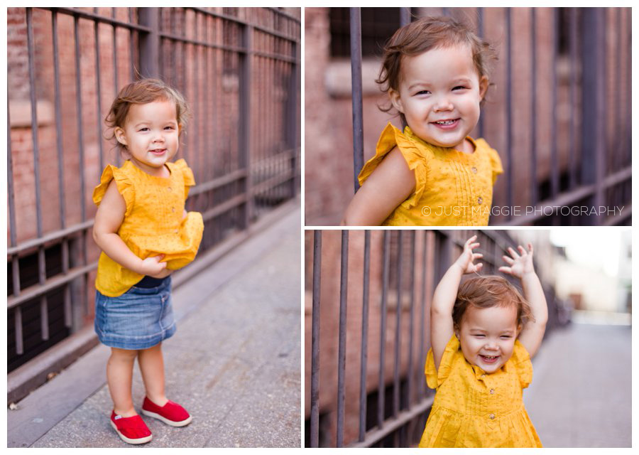 Candid child portraits by Just Maggie Photography - Los Angeles Family Portrait Photographer