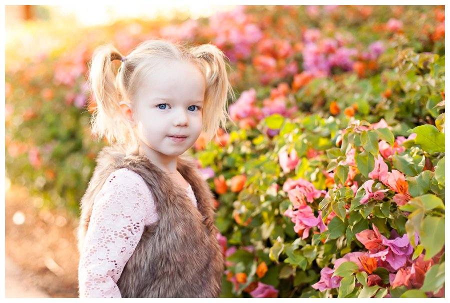 Holiday portraits in Southern California by Just Maggie Photography -- Los Angeles Family Photographer